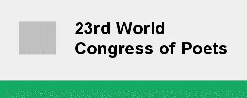 23rd World Congress of Poets