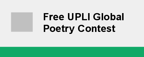 Free UPLI Global Poetry Contest